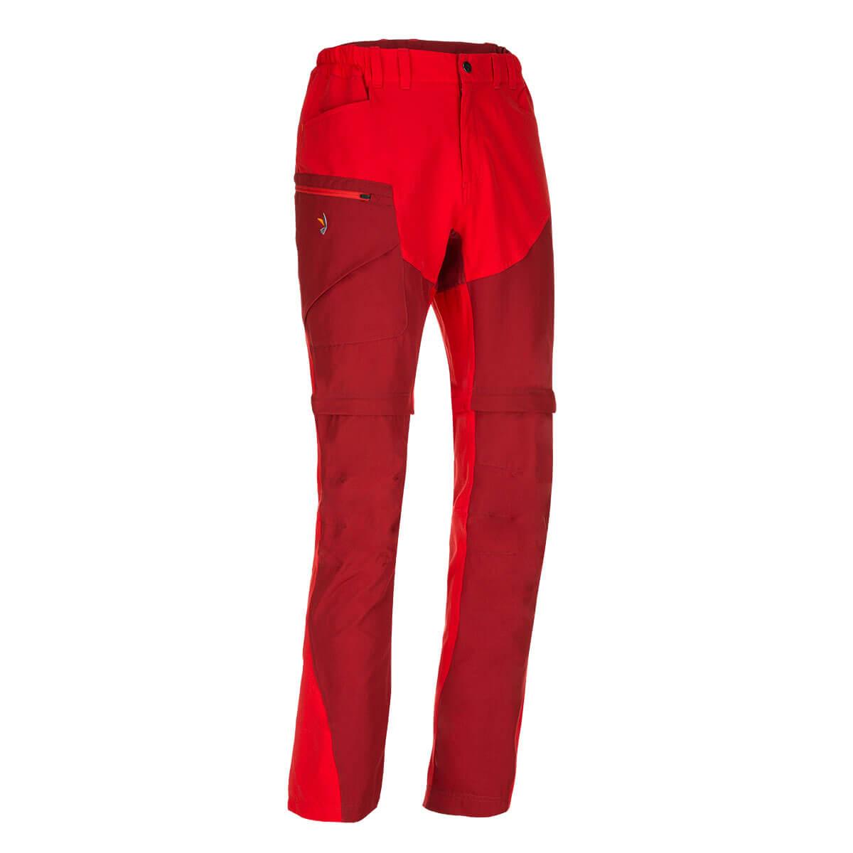 Nohavice Zajo Magnet Neo Zip Off Pants Lava - veľkosť M