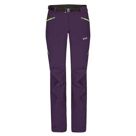Nohavice Zajo Air LT W Pants Mysterioso - veľkosť M