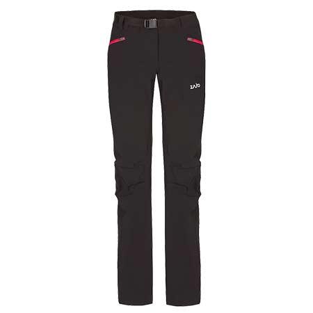 Nohavice Zajo Air LT W Pants Black - veľkosť M