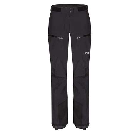 Nepremokavé nohavice Zajo Annapurna W Pants Black - veľkosť XS