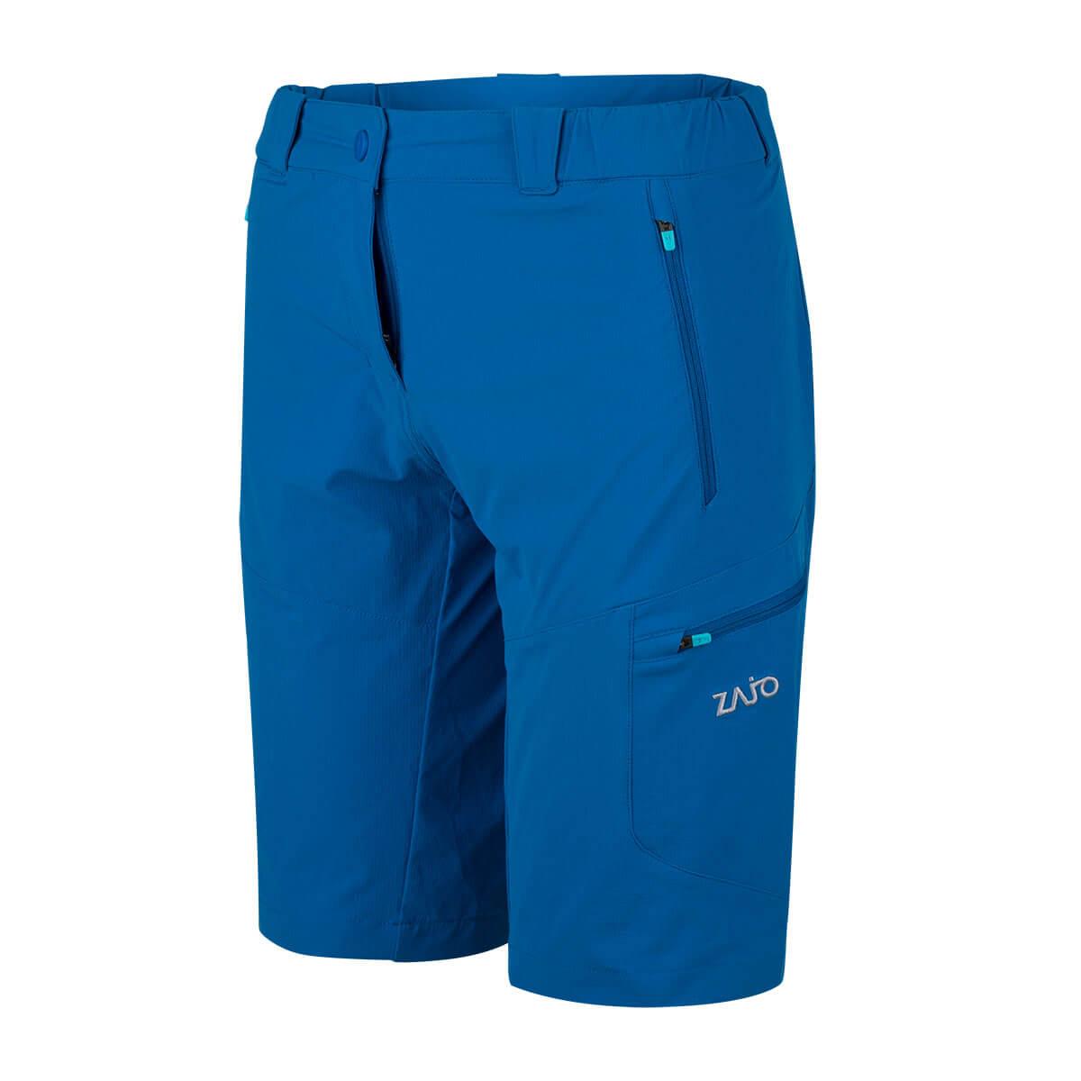 Krátke nohavice Zajo Tabea W Bermudas Nautical Blue - veľkosť XS