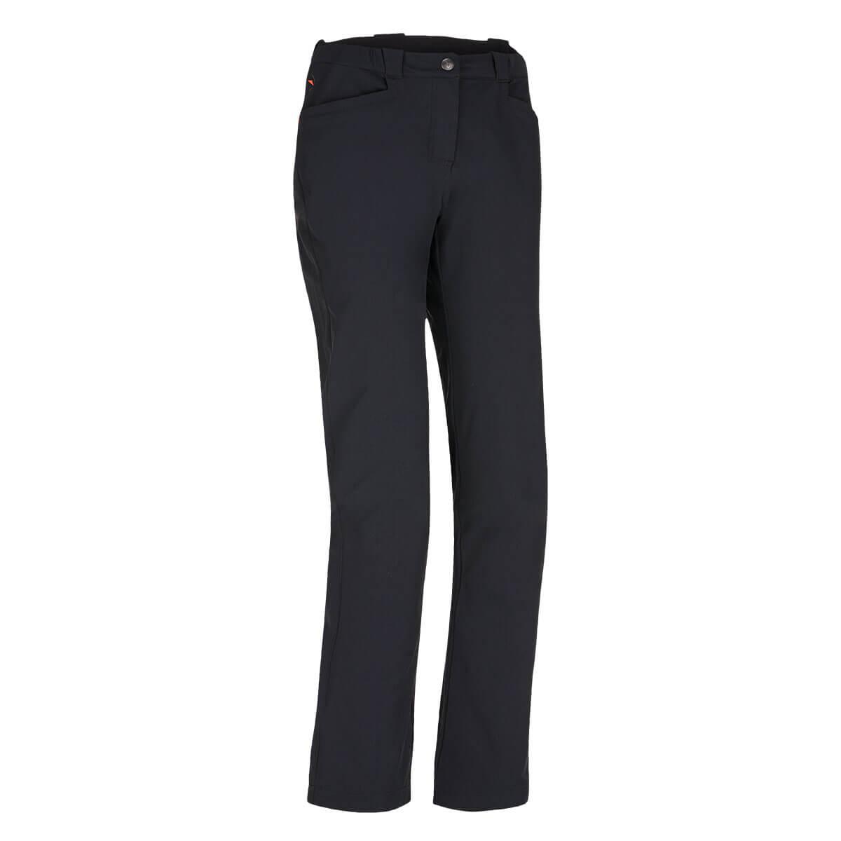 Nohavice Zajo Grip Neo W Pants Black/Fluo Coral - veľkosť S