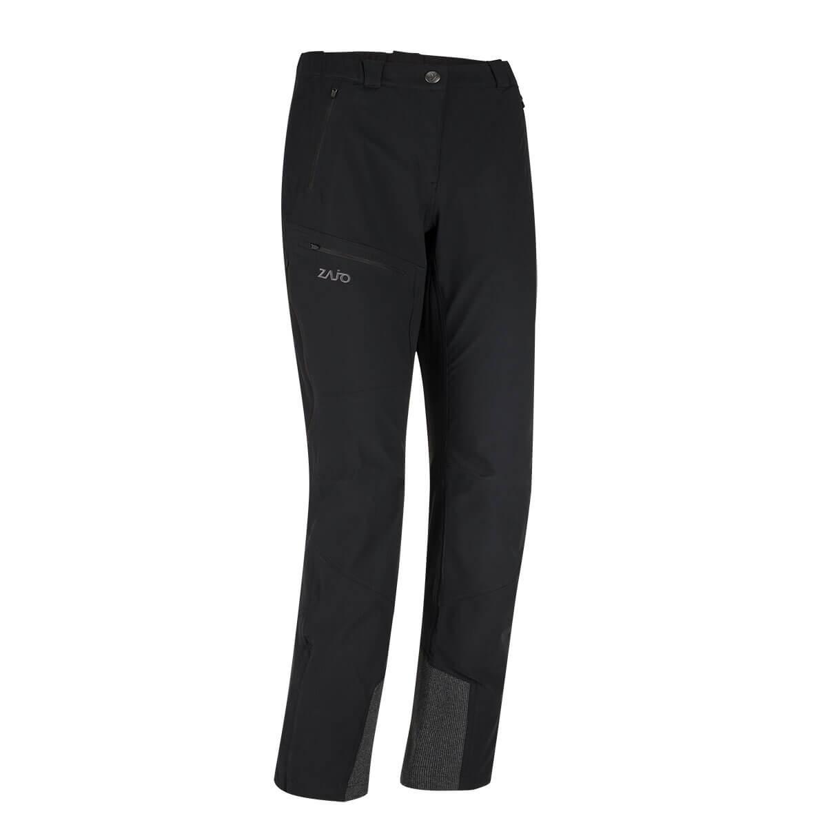 Nohavice Zajo Argon Neo W Pants Black - veľkosť S