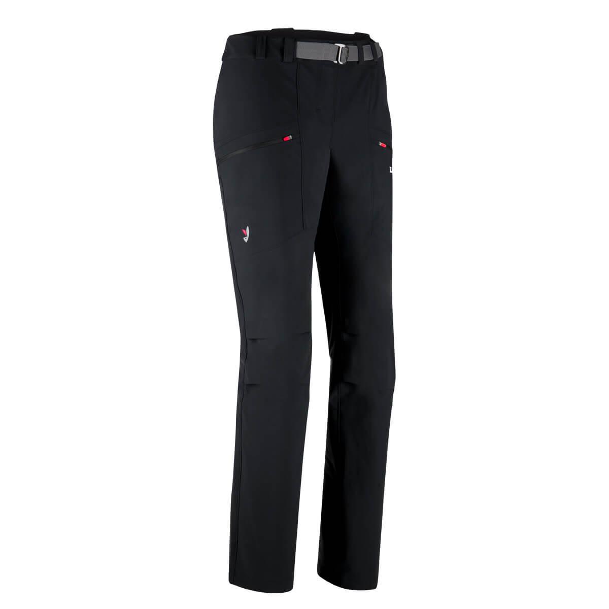 Nohavice Zajo Air LT Neo W Pants Black - veľkosť XS