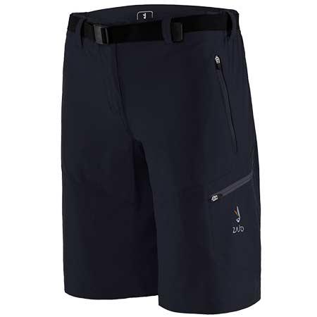 Krátke nohavice Zajo Tabea W Bermudas Black - veľkosť S