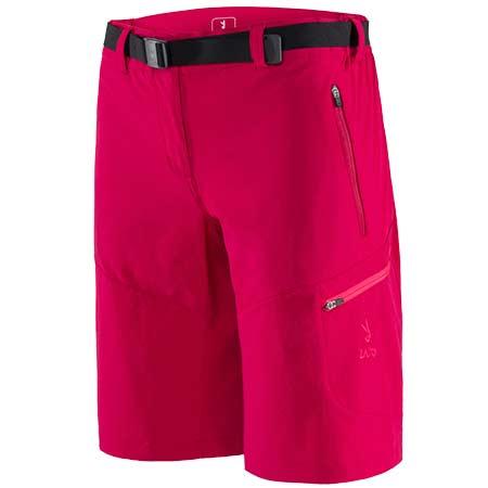 Krátke nohavice Zajo Tabea W Bermudas Barberry - veľkosť S
