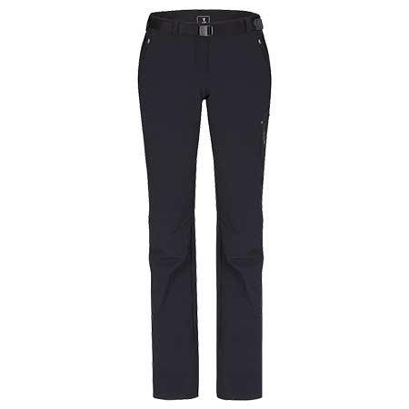 Nohavice Zajo Tabea W Pants Black - veľkosť XS