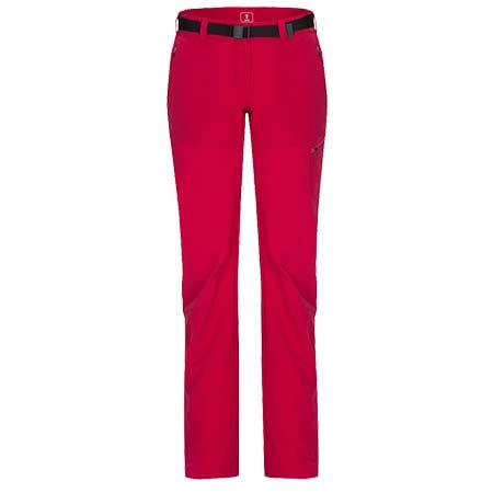 Krátke nohavice Zajo Tabea W Pants Barberry - veľkosť L