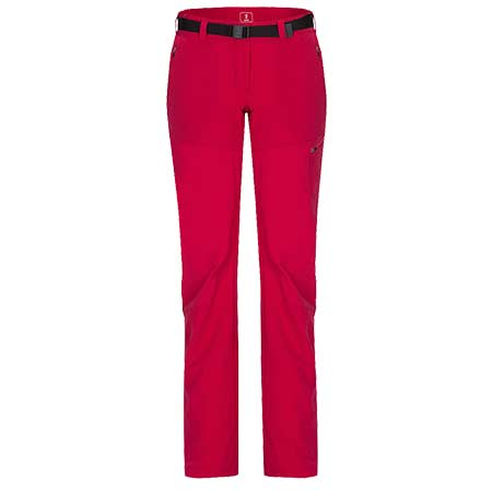 Nohavice Zajo Tabea W Pants Barberry - veľkosť M