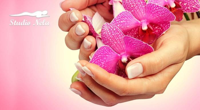 Fotka zľavy: Ak cítite, že vaše nechty opäť potrebujú starostlivosť, zájdite do Štúdia Nela na Obchodnej ulici. Tam vám urobia výživnú japonskú manikúru alebo parafínový zábal na ruky.