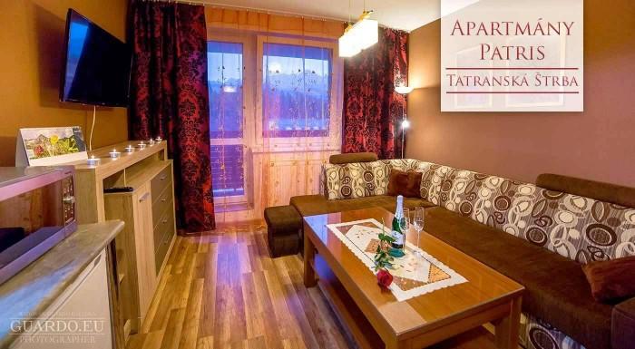 Fotka zľavy: Apartmánový dom Patris v Tatranskej Štrbe