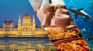 Zľava 34%: Oslávte Advent vynikajúcimi gastro špecialitami na vianočných trhoch v Budapešti. Vyberte sa na dva dni do rozsvietenej metropoly Maďarska a užite si nevšedný zážitok.