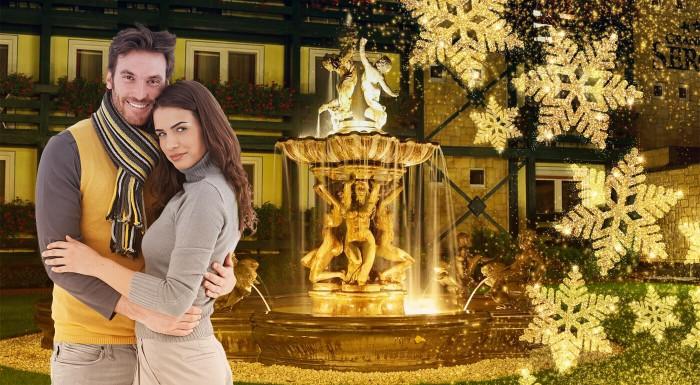 Fotka zľavy: Chcete sa rozmaznávať? Welness pobyt v hoteli Grand Boutique Hoteli Sergijo**** v sebe spája luxus a romantiku, ktoré si určite zaslúžite. Nachádza sa v najznámejšom kúpeľnom meste Piešťany.