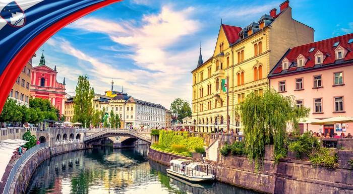 Fotka zľavy: Zažite jeseň v inom šate a navštívte s nami nádherné Slovinsko. Spoznajte jeho hlavné mesto Ľubľana s dychberúcou históriou, najstaršie slovinské mesto Ptuje, národné parky a Škocjanskú jaskyňu.
