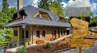 Zľava 37%: Luxusné chaty v Beskydách sú ideálnym ubytovaním v nádhernej českej prírode. Ak chcete opustiť hektický pracovný život, mesto a neustály zhon, Beskydy su pre vás tým pravým.