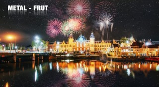 Zľava 30%: Ako vylepšiť silvestrovskú oslavu? Vyberte sa do holandskej metropoly a zažite jedinečnú novoročnú párty. Silvestrovský Amsterdam ponúka svojim návštevníkom aj festival svetiel.