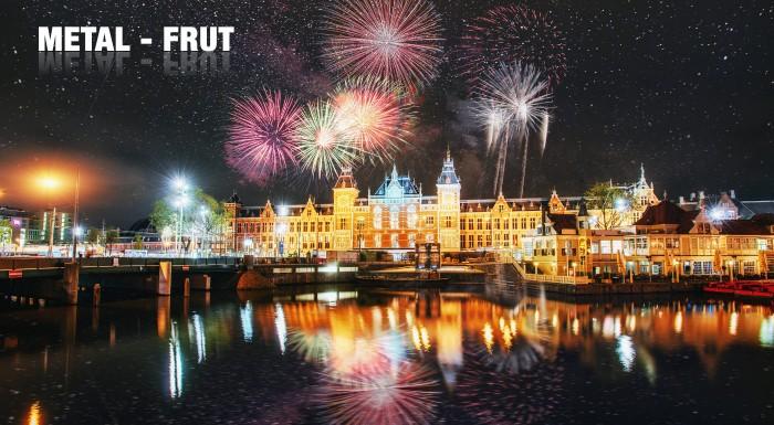 Fotka zľavy: Silvestrovský zájazd do Amsterdamu
