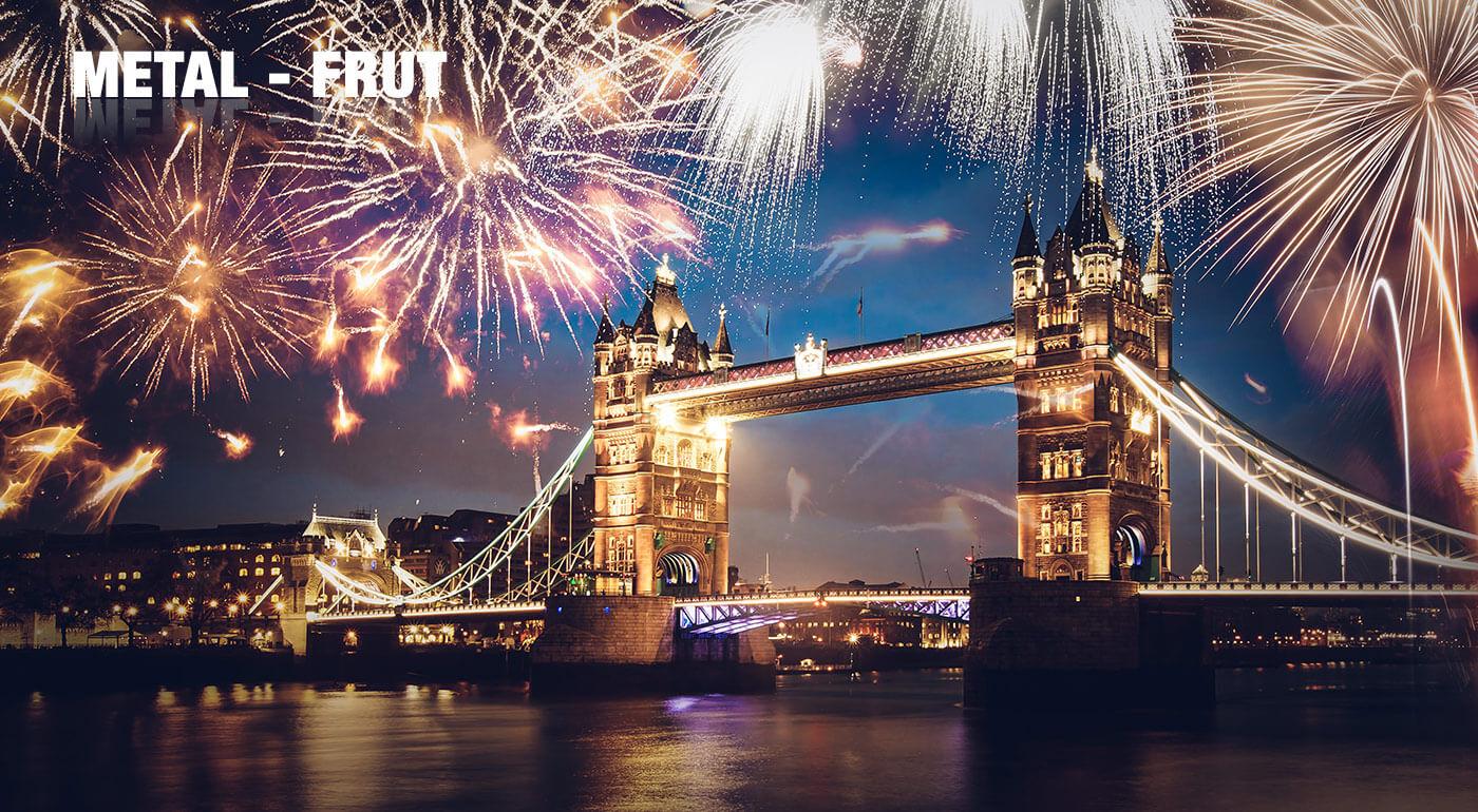 Fotka zľavy: Silvester v Londýne je ten najlepší spôsob, ako osláviť príchod Nového roka vo veľkom štýle. Vychutnajte si slávnostne naladenú britskú metropolu so svojimi najbližšími na 4-dňovom zájazde.
