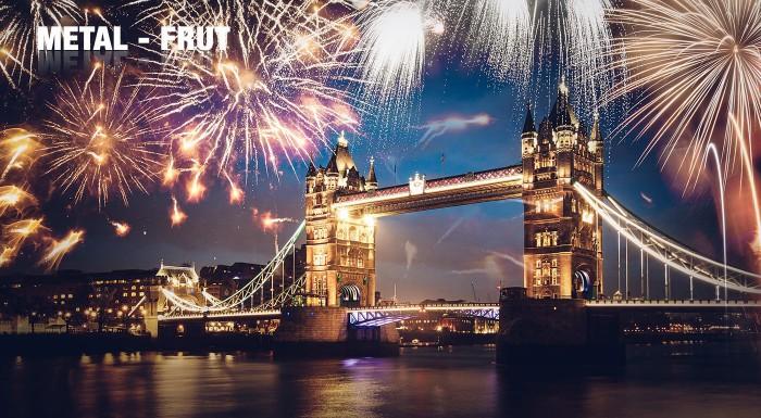 Zľava 36%: Silvester v Londýne je ten najlepší spôsob, ako osláviť príchod Nového roka vo veľkom štýle. Vychutnajte si slávnostne naladenú britskú metropolu so svojimi najbližšími na 4-dňovom zájazde.