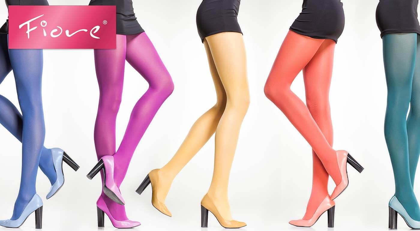 Fotka zľavy: Pančuchy sú azda najzákladnejším doplnkom v šatníku každej ženy. Doprajte si luxus v podobe kvality značky Fiore Paula 40 DEN. Na výber rôzne farby aj veľkosti.