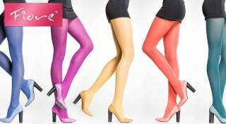 Zľava 19%: Pančuchy sú azda najzákladnejším doplnkom v šatníku každej ženy. Doprajte si luxus v podobe kvality značky Fiore Paula 40 DEN. Na výber rôzne farby aj veľkosti.