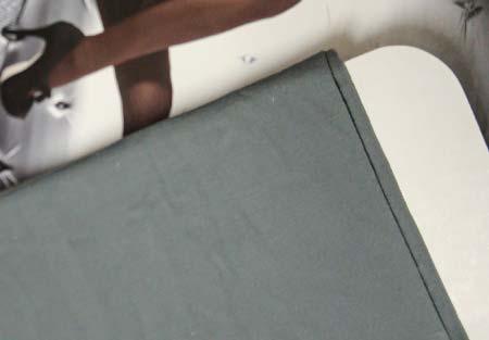 Dámske pančuchy Fiore Paula 40 DEN - farba grey - veľkosť S-2