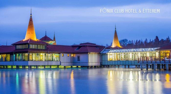 Fotka zľavy: Pobyt v Club Hoteli Főnix v kúpeľnom meste Hévíz