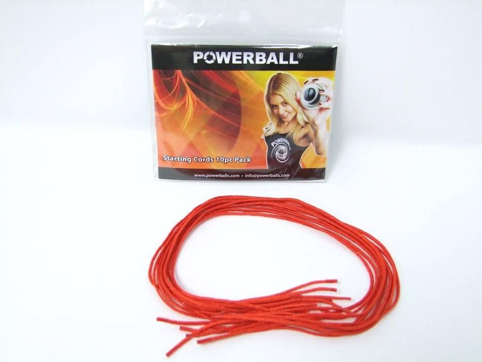 Powerball - extra 10ks štartovacích šnúrok