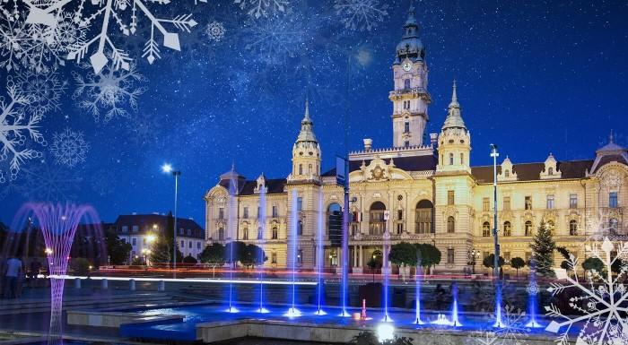 Fotka zľavy: Győr má čo ponúknuť svojim návštevníkom počas celého roka. Navštívte ho v najkrajšom adventnom období a užite si predsviatočnú atmosféru vianočných trhov.