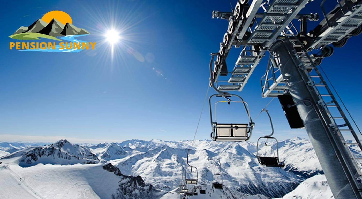 Rakúske Alpy: pobyt v českom Penzióne Sunny na 3, 4 alebo 6 dní pre 2 osoby s raňajkami