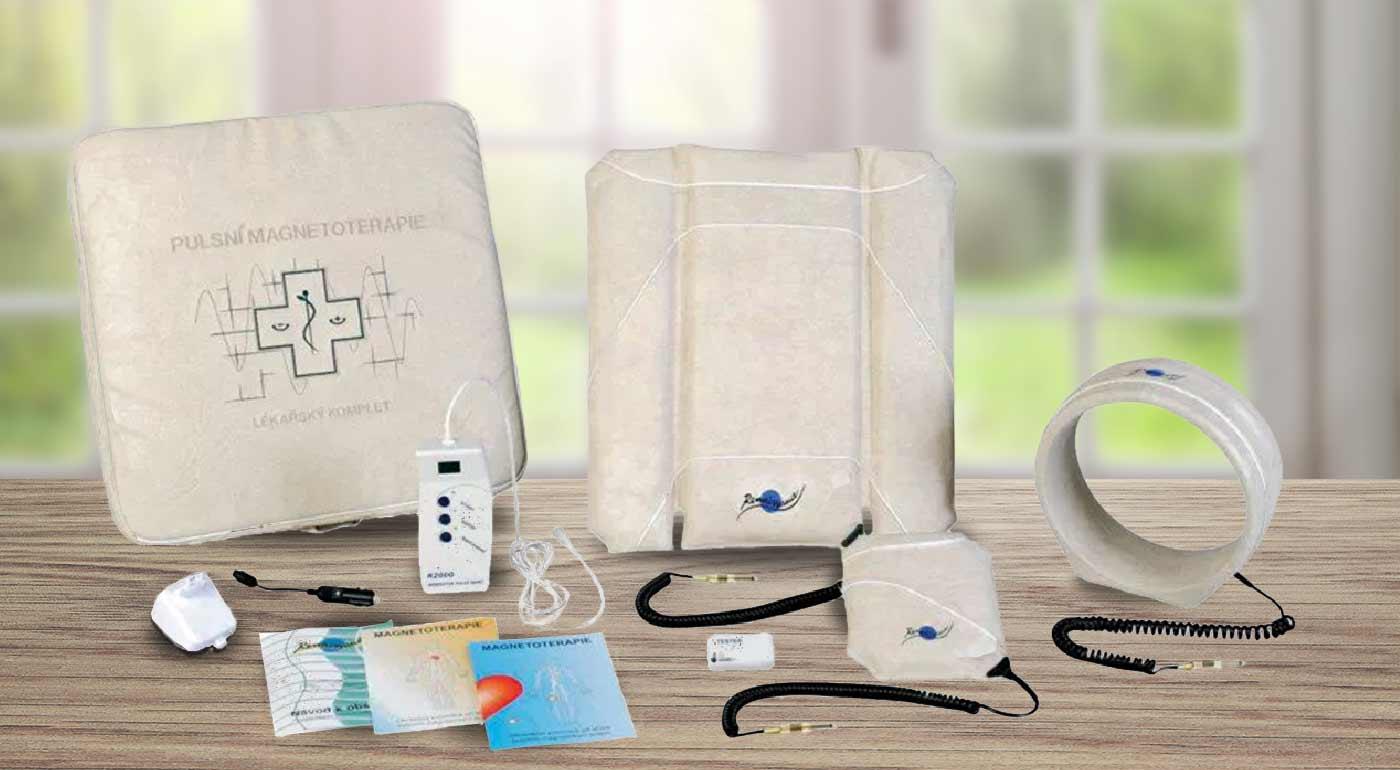 Rehabilitačný magnetoterapeutický prístroj Renaissance Medico Forte