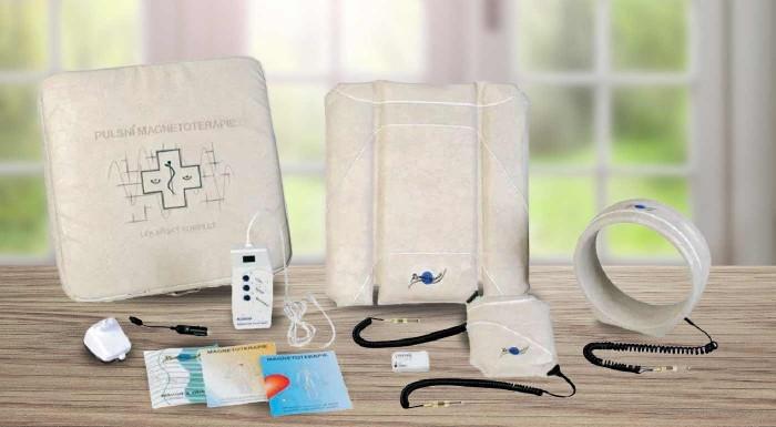 Fotka zľavy: Rehabilitačný magnetoterapeutický prístroj Renaissance Medico Forte. Vhodný na profesionálne aj domáce používanie.