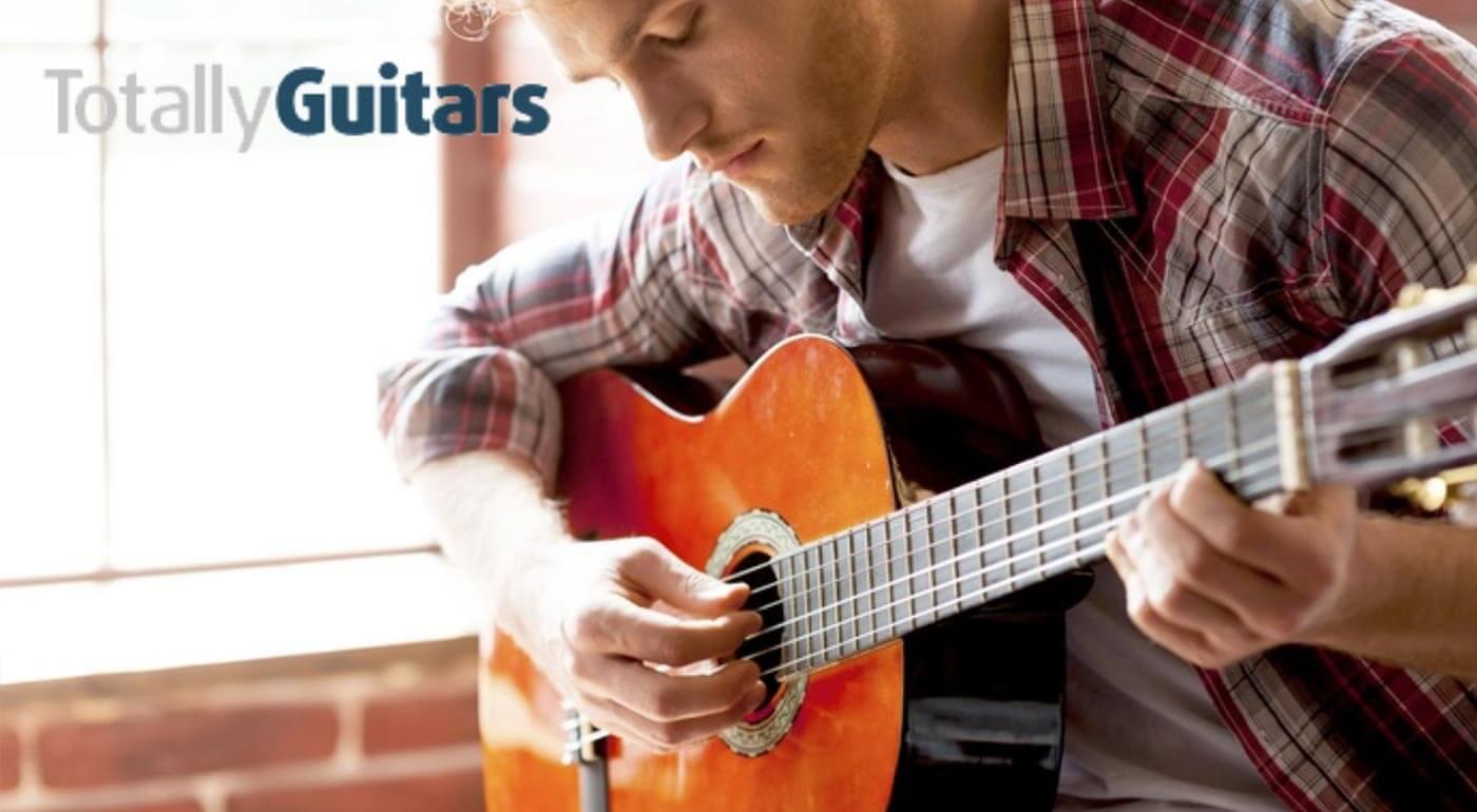 Fotka zľavy: Objavte najjednoduchší spôsob ako sa naučiť hrať na gitare. Získajte online kurz za výhodnú cenu a ovládajte gitaru ako profesionál už po pár mesiacoch. Kurz prebieha formou videí v angličtine.
