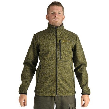 Benesport pánska bunda Záhorie - zelená, veľkosť M