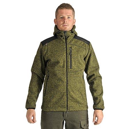 Benesport pánska bunda Gerlach - zelená, veľkosť XXL