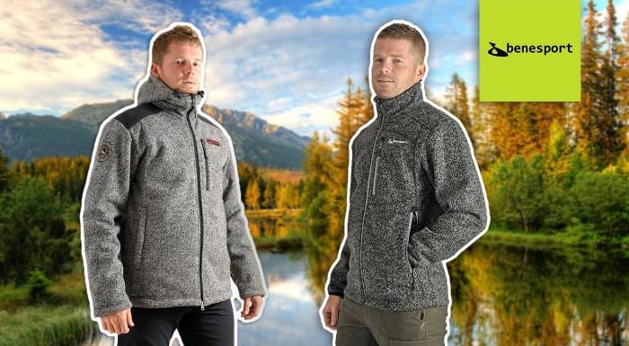 Pravý turista potrebuje tú pravú bundu. Vyberte si kvalitnú pánsku bundu s obsahom ovčej vlny od slovenského výrobcu Benesport. Nesklame vás v daždi, vetre ani snehu.