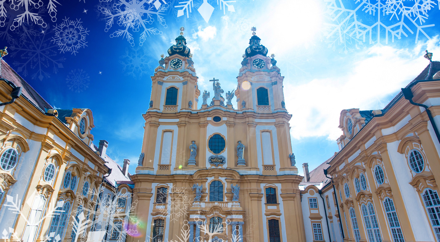 Adventný zájazd do Rakúska: historický Melk a zámok Schallaburg s návštevou vianočných trhov