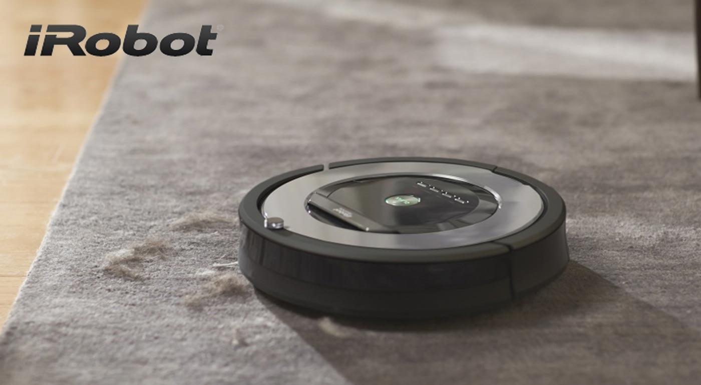 Robotický vysávač iRobot Roomba 866 do každej domácnosti s maximálnym sacím výkonom