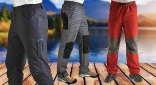 Zľava 10%: Kvalitné športové nohavice sú kľúčovým kusom oblečenia každého turistu. Vyberte si pánske nohavice Benesport, ktoré sú vyrobené s ohľadom na komfort a ochranu pri pohybe v prírode.
