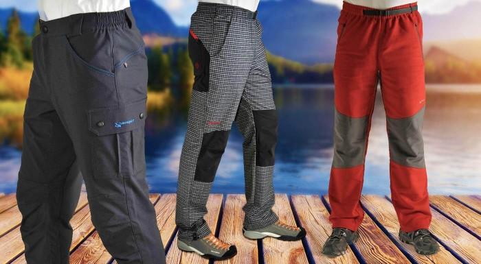 Fotka zľavy: Kvalitné športové nohavice sú kľúčovým kusom oblečenia každého turistu. Vyberte si pánske nohavice Benesport, ktoré sú vyrobené s ohľadom na komfort a ochranu pri pohybe v prírode.