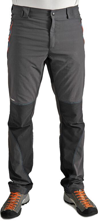 Benesport pánske nohavice Grajnar - sivé, veľkosť M