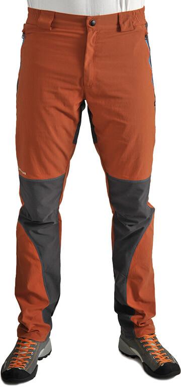 Benesport pánske nohavice Grajnar - tehlové, veľkosť S