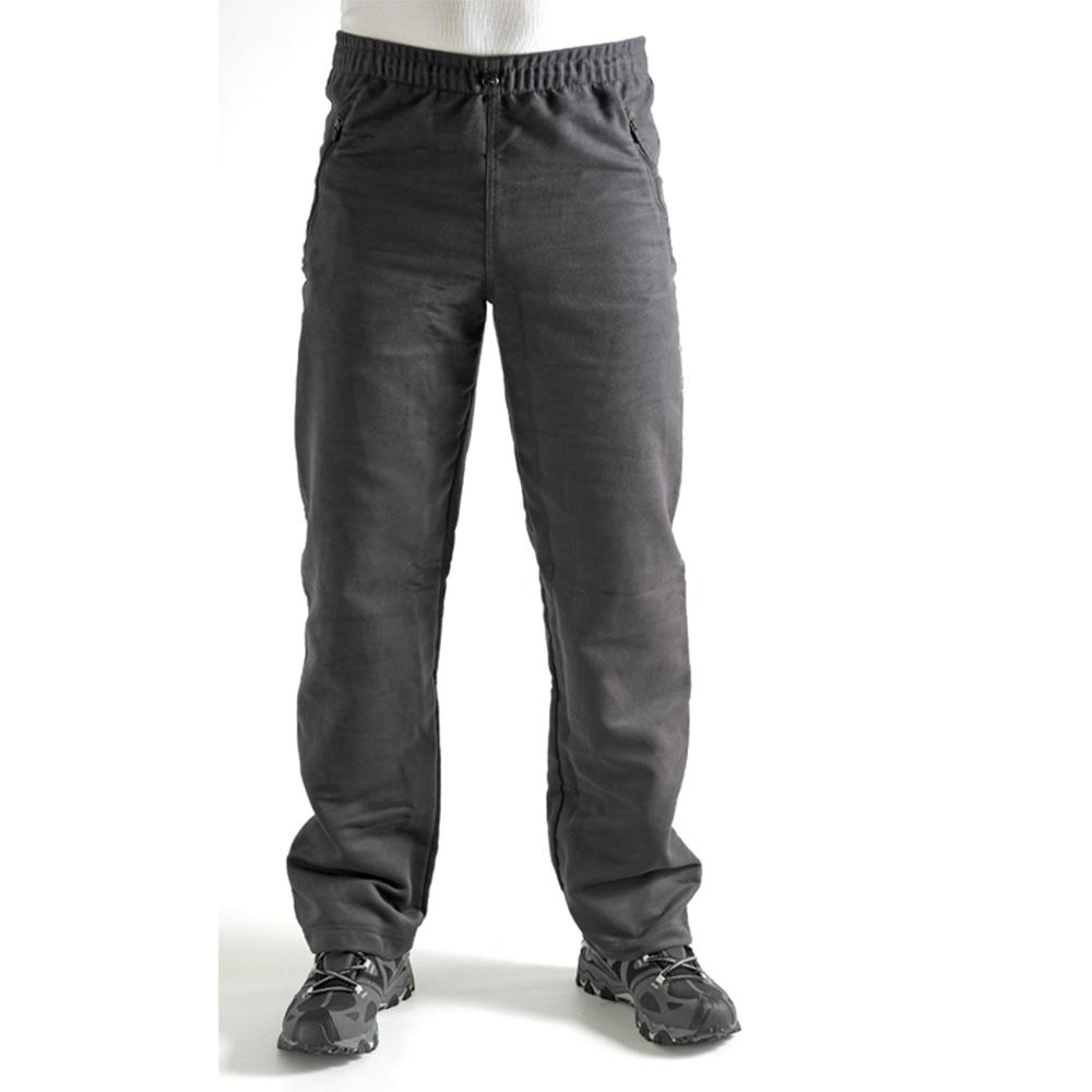 Benesport pánske nohavice Abov - sivé, veľkosť S