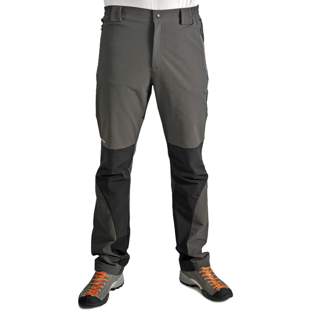Benesport pánske nohavice Salatín - sivé, veľkosť S