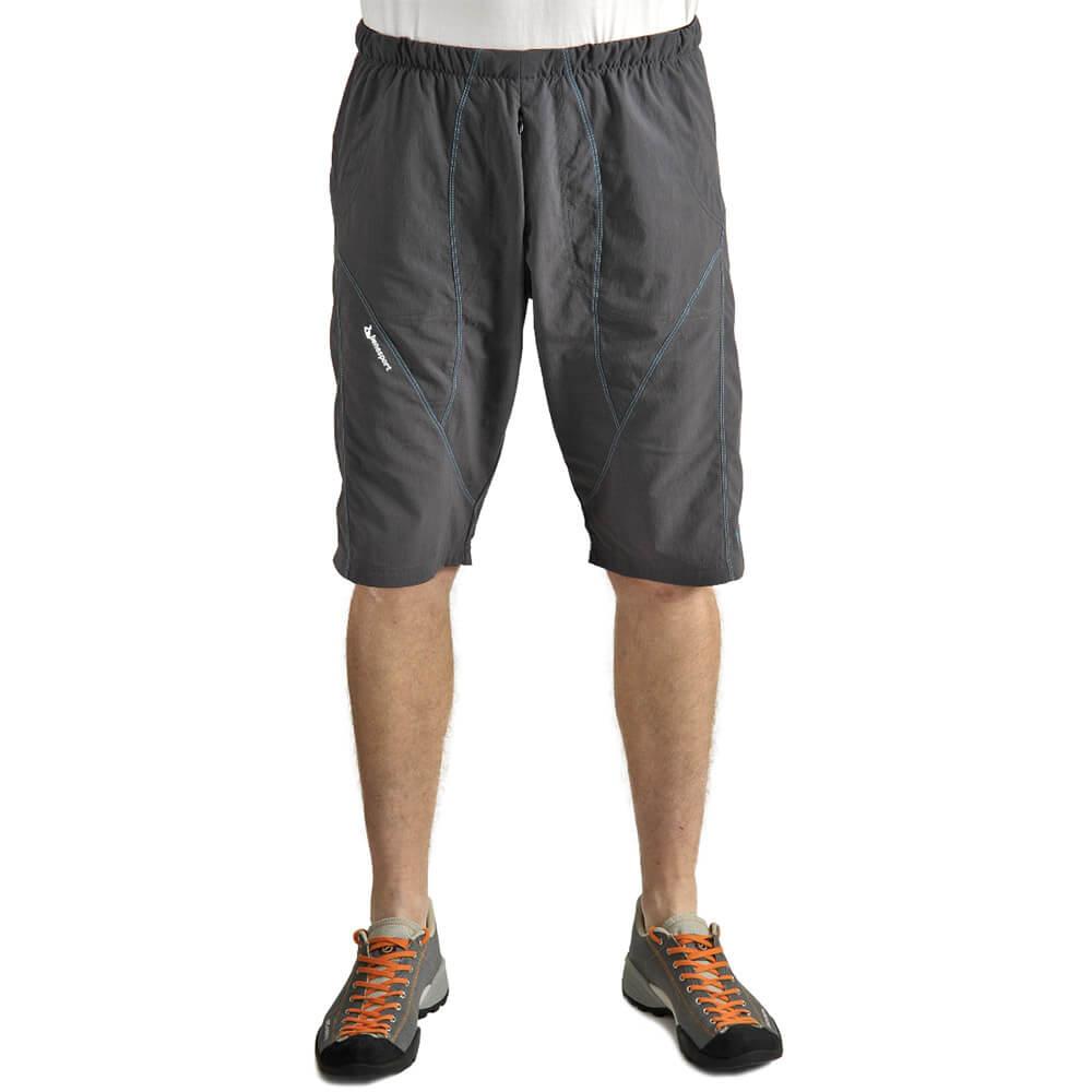 Benesport pánske nohavice Blyšť - sivé, veľkosť M