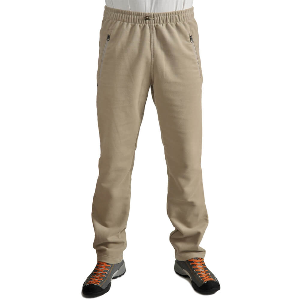 Benesport pánske nohavice Abov - krémové, veľkosť M