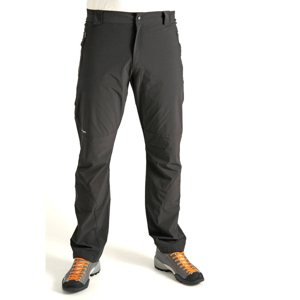 Benesport pánske nohavice Koľvek - čierne, veľkosť M