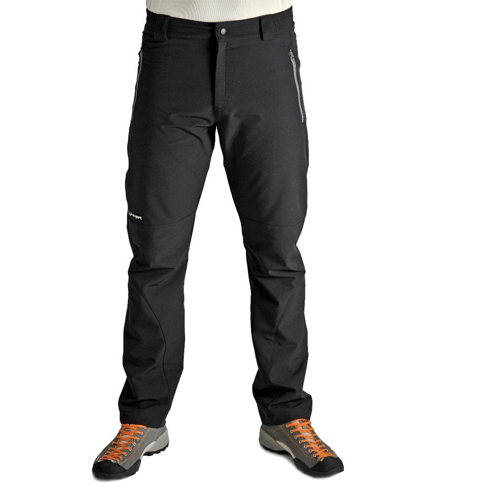 Benesport pánske nohavice Salatín - čierne, veľkosť M