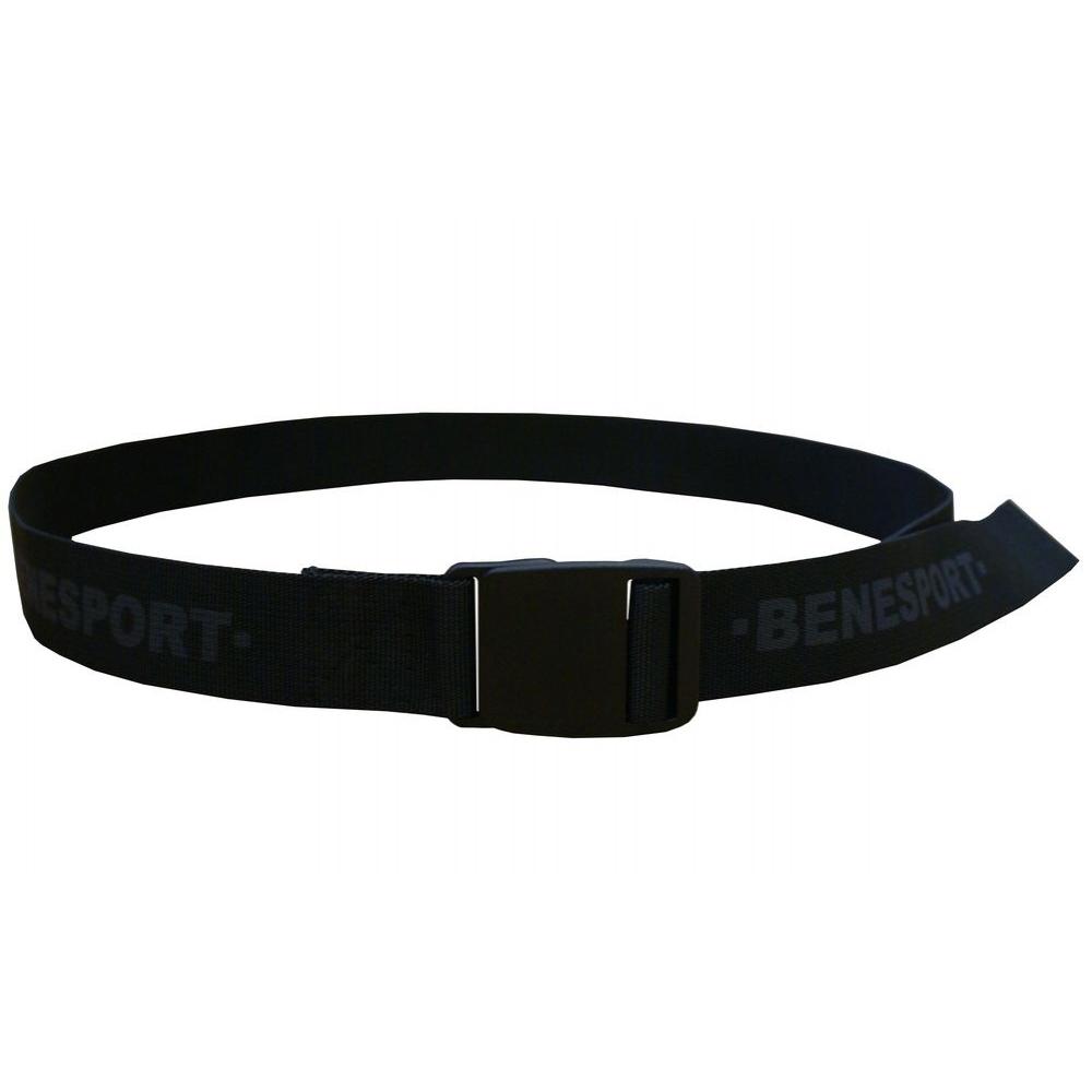 Benesport športový opasok Bene čierny, veľkosť 110 cm