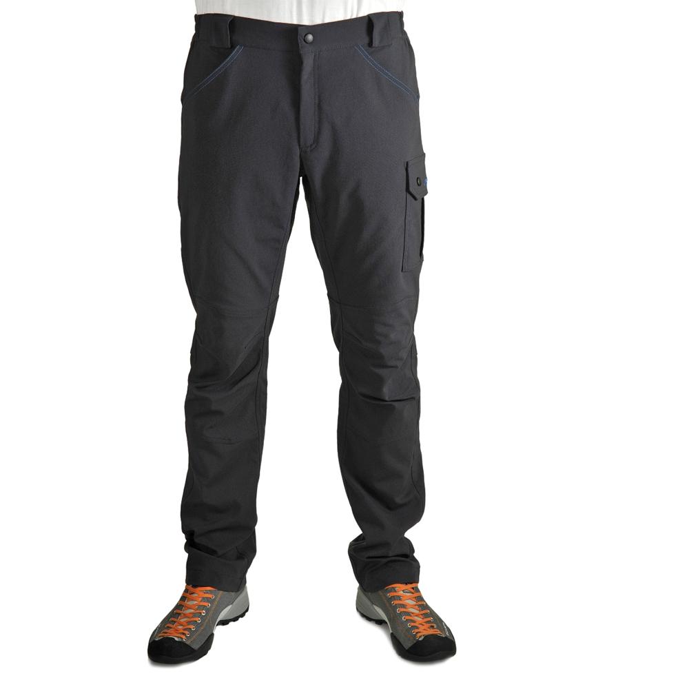 Benesport pánske nohavice Ďumbier - antracitové, veľkosť S